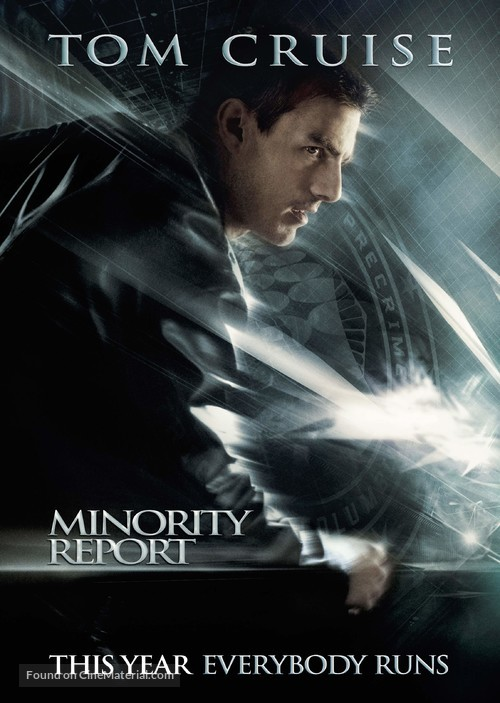 Minority Report - Movie Poster