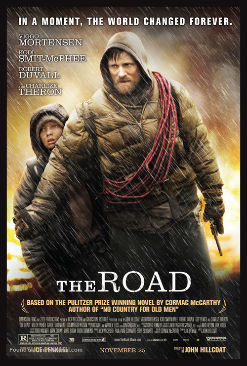The Road - Movie Poster