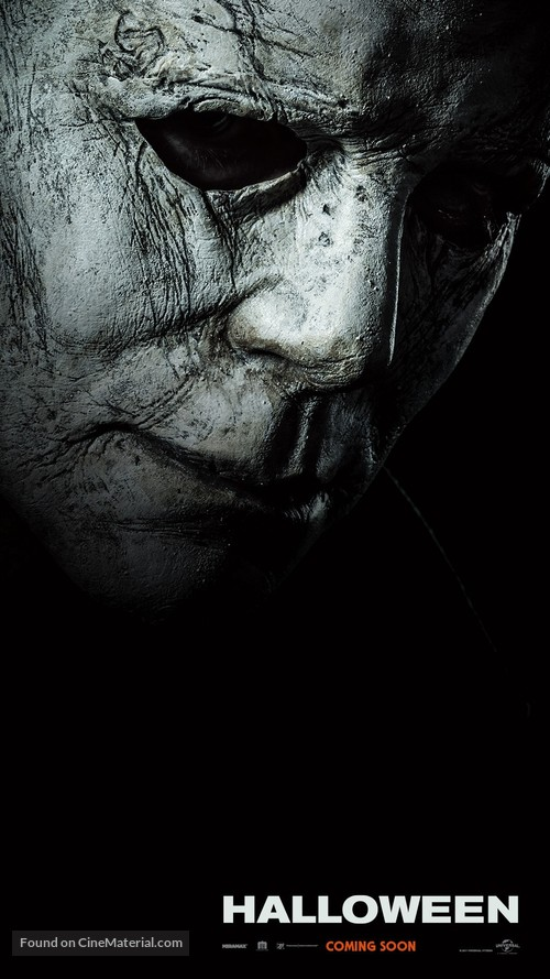 Halloween - Swiss Movie Poster
