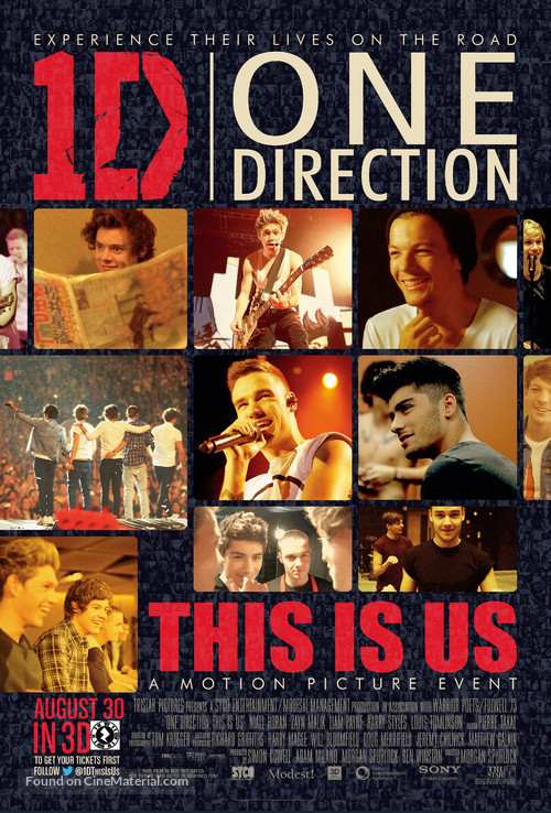 This Is Us - Movie Poster