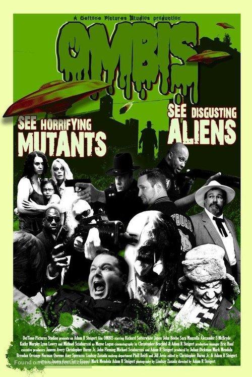 Ombis: Alien Invasion - Movie Poster