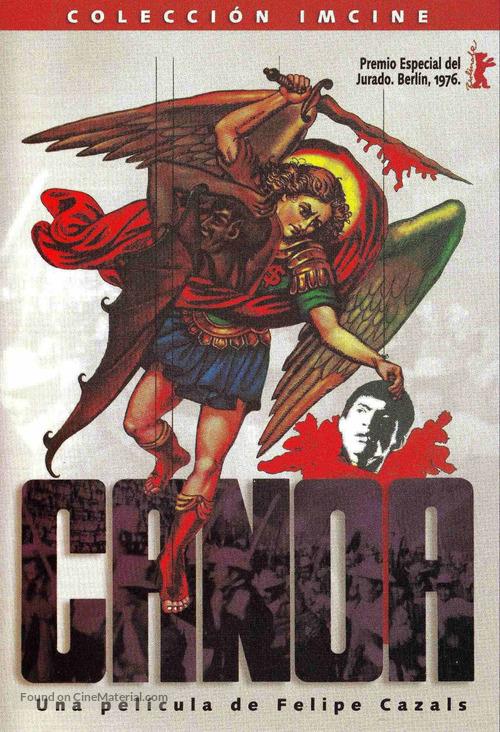 Canoa - Mexican Movie Cover