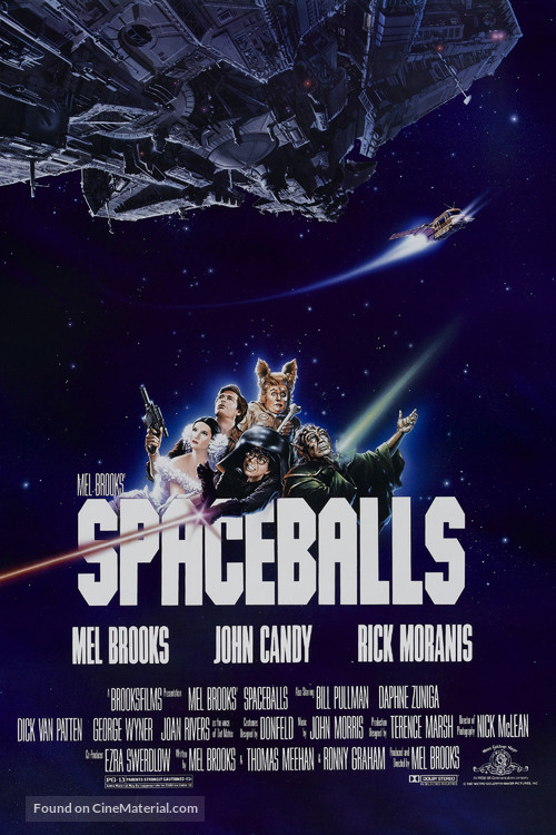 Spaceballs - Movie Poster
