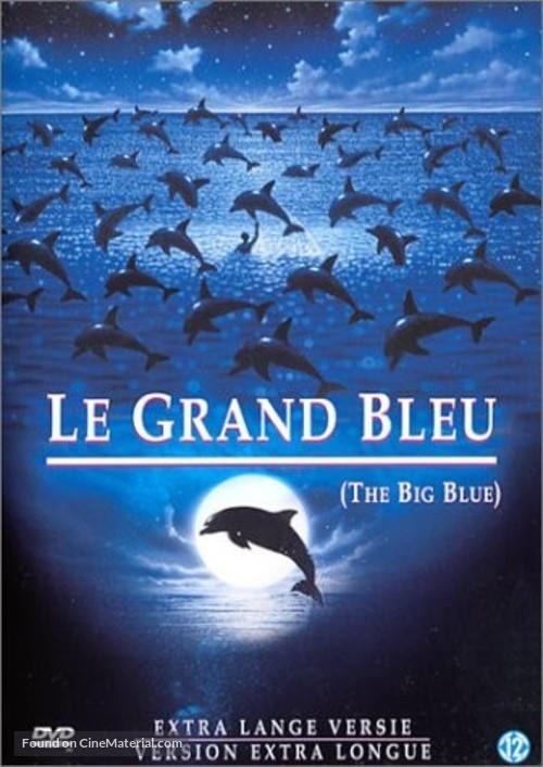 Le grand bleu - Movie Cover