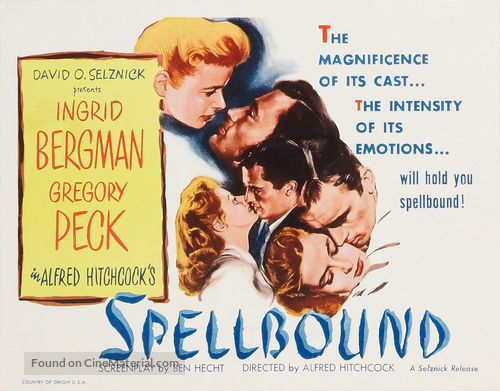 Spellbound - Movie Poster