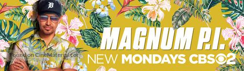 """""""Magnum P.I."""" - Movie Poster"""