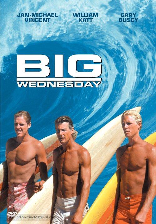 Big Wednesday - Movie Cover