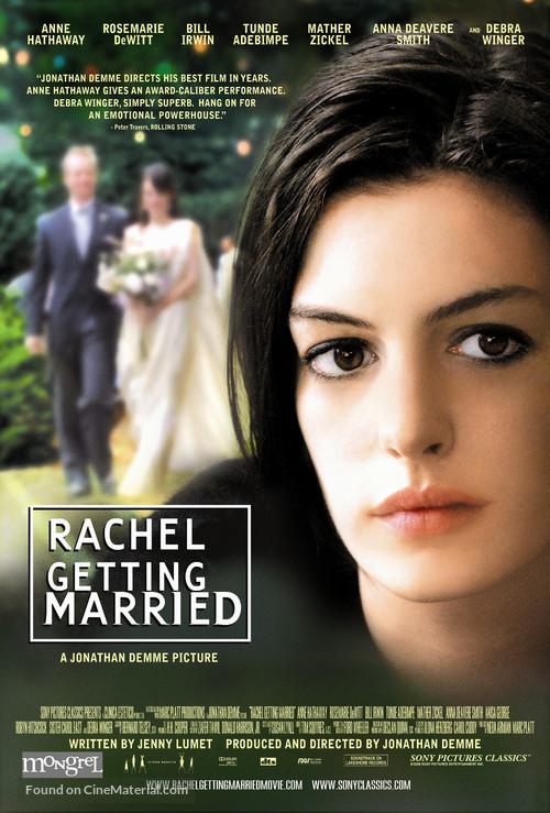 Rachel Getting Married - Movie Poster