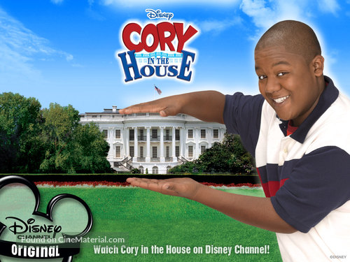 """""""Cory in the House"""" - Movie Poster"""