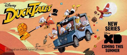 """Ducktales"" - Movie Poster"