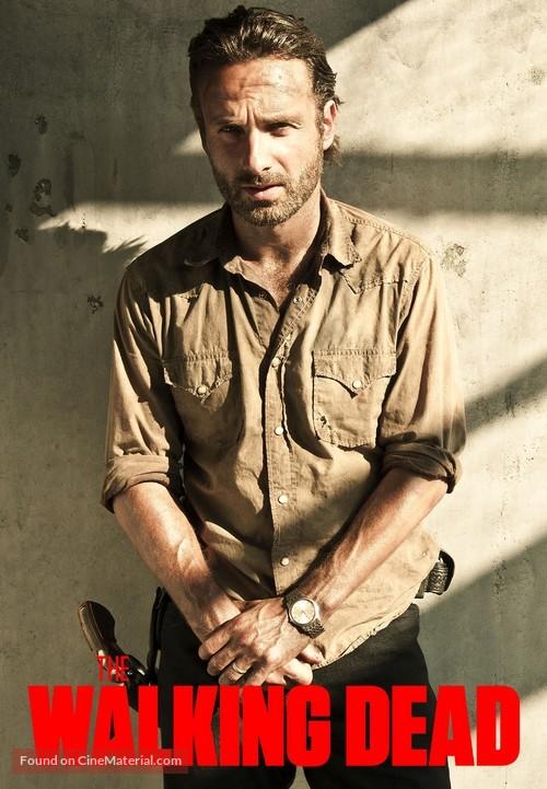 """The Walking Dead"" - German Movie Poster"