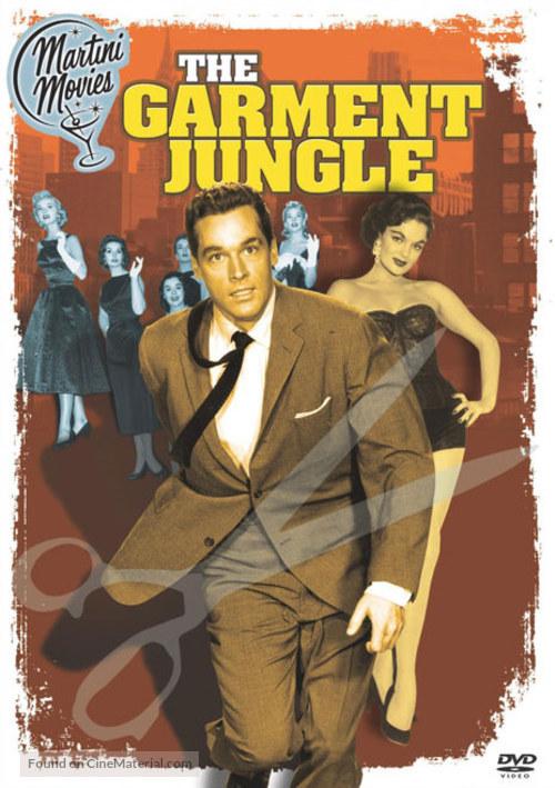 The Garment Jungle - DVD movie cover