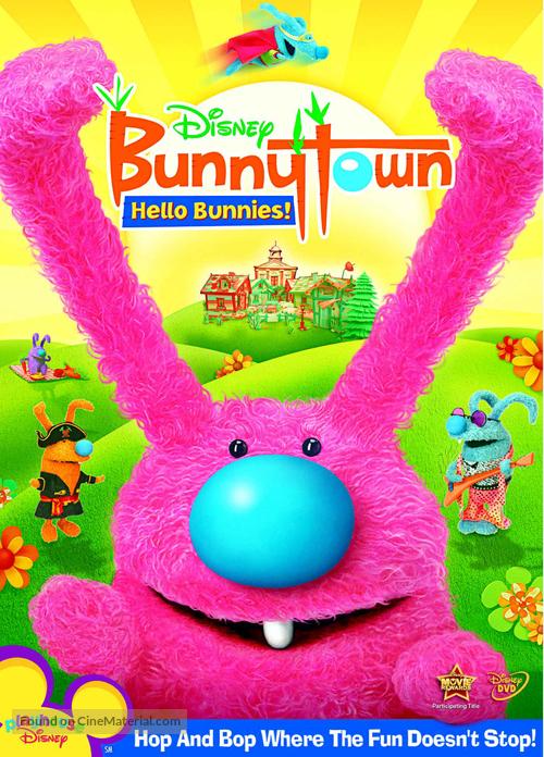 """""""Bunnytown"""" - DVD cover"""