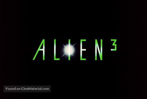 Alien 3 - Logo