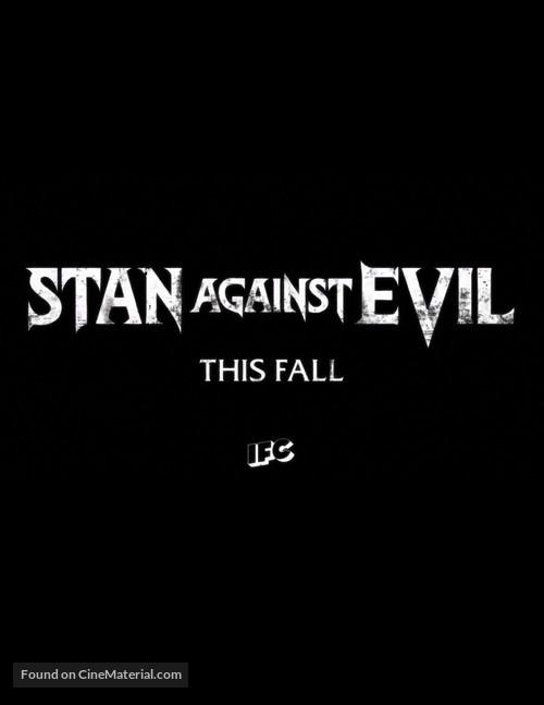 """""""Stan Against Evil"""" - Logo"""