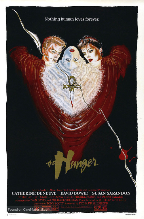 The Hunger - Movie Poster