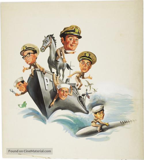 McHale's Navy - Key art