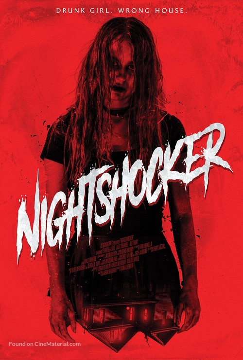 Nightshocker - Movie Poster