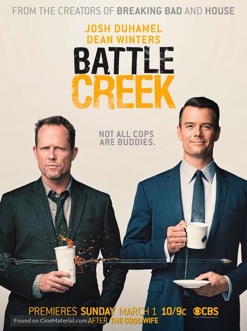 """Battle Creek"" - Movie Poster"