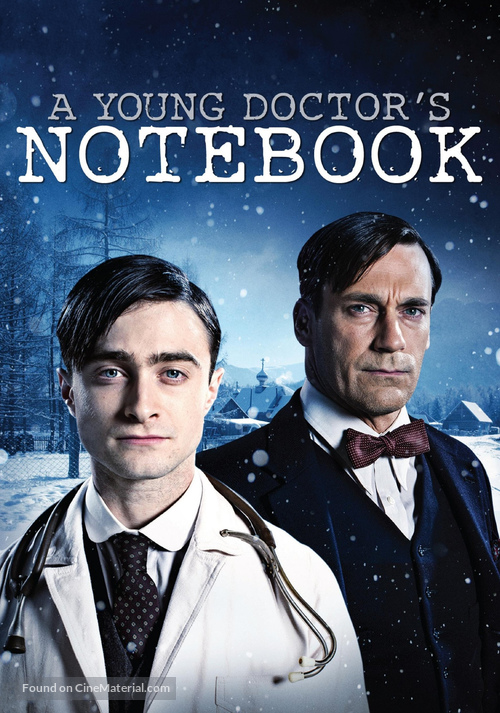 """A Young Doctor's Notebook"" - Movie Cover"