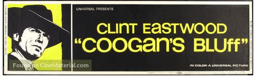 Coogan's Bluff - Movie Poster