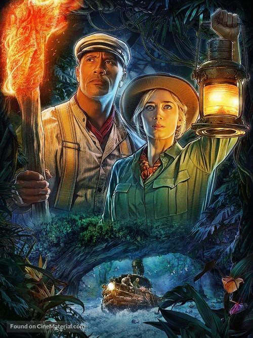 Jungle Cruise - Key art
