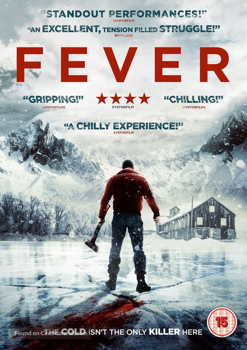 Mountain Fever - British Movie Cover
