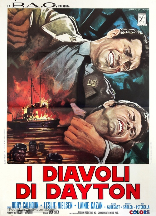 Dayton's Devils - Italian Movie Poster