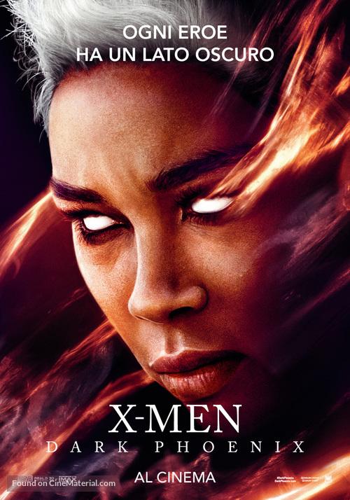 Dark Phoenix - Italian Movie Poster