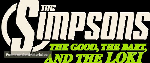 The Good, the Bart, and the Loki - International Logo