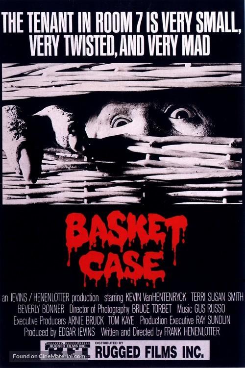 Basket Case - Movie Poster