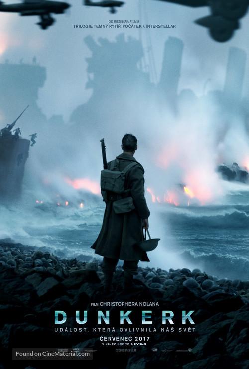 Dunkirk - Czech Movie Poster