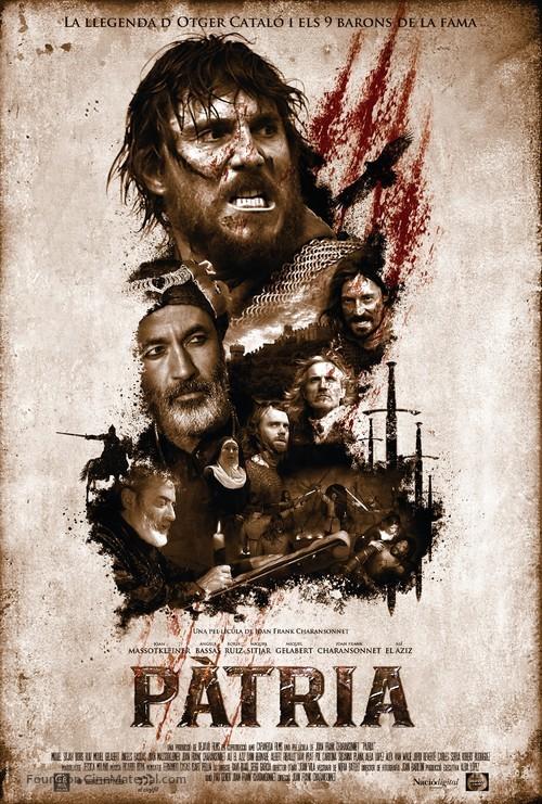 Pàtria - Spanish Movie Poster