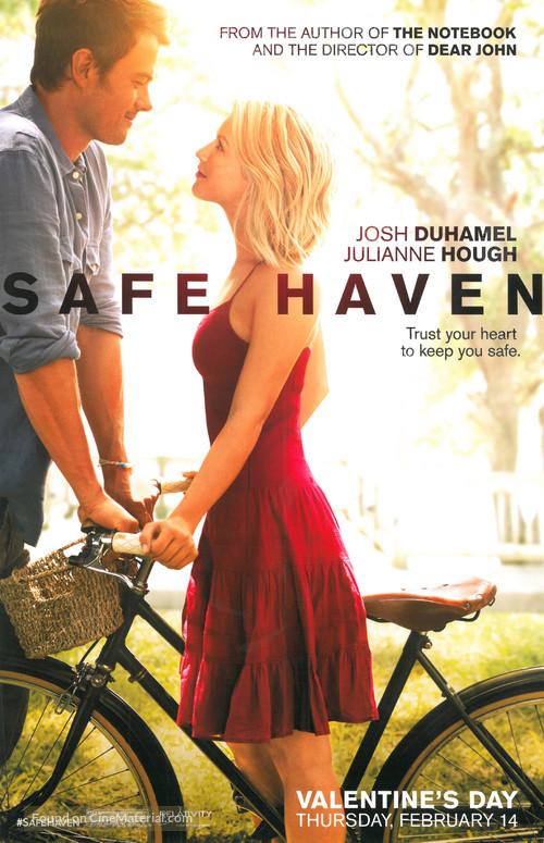 Safe Haven - Movie Poster