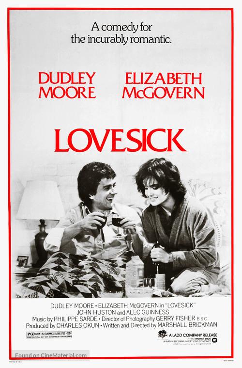 Lovesick - Movie Poster