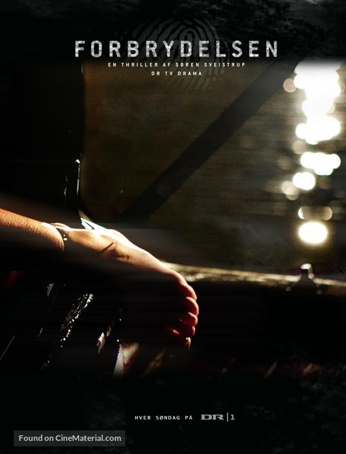 """Forbrydelsen"" - Danish Movie Poster"