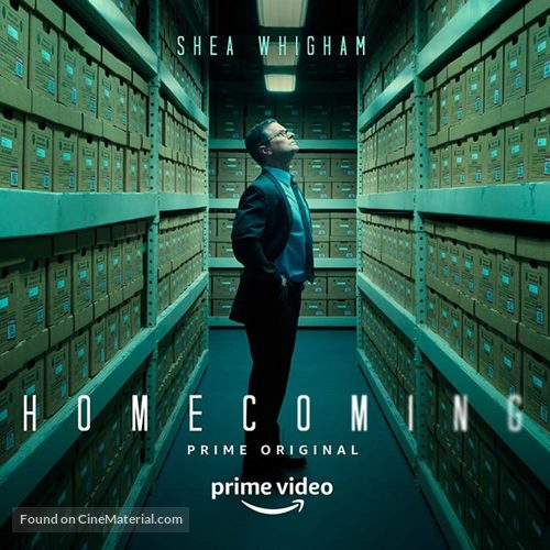 """Homecoming"" - Movie Poster"