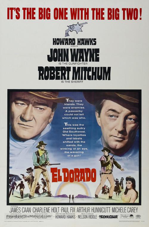 El Dorado - Movie Poster