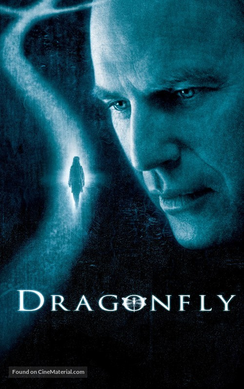 Dragonfly - VHS movie cover