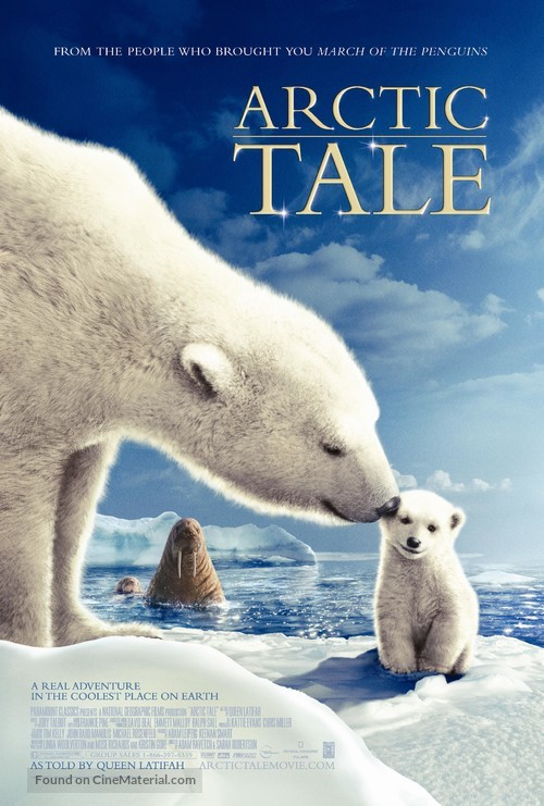Arctic Tale - Movie Poster