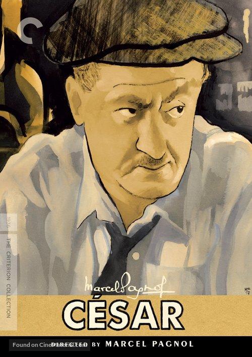 Cèsar - DVD movie cover