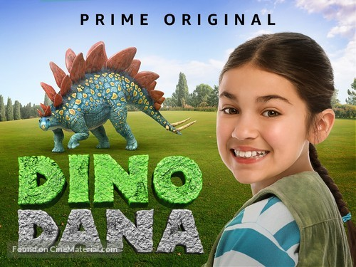 """Dino Dana"" - Video on demand movie cover"