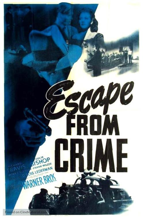 Escape from Crime - Movie Poster
