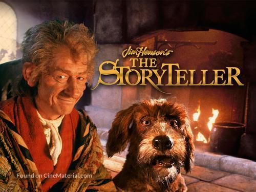 """""""The Storyteller"""" - poster"""