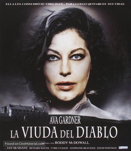 Tam Lin - Spanish Movie Cover