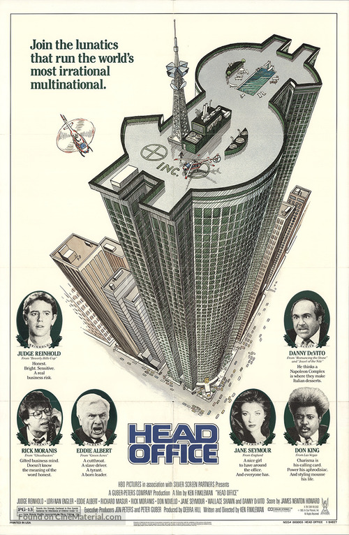 Head Office - Movie Poster