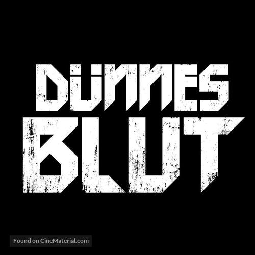 Dünnes Blut - German Logo