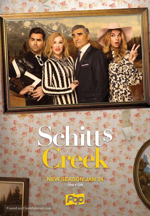 """""""Schitt's Creek"""" - Movie Poster"""