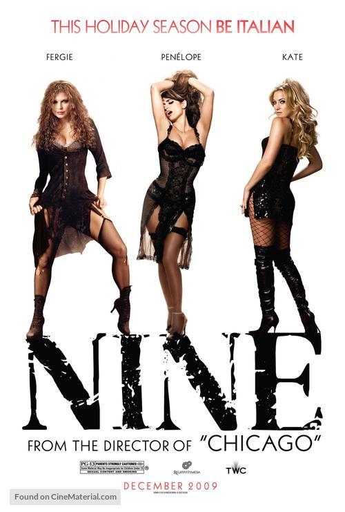 Nine - Teaser movie poster