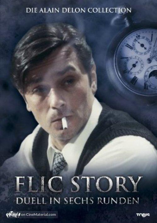 Flic Story - German DVD movie cover